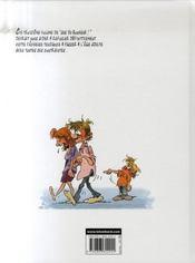 Que du bonheur t.3 ; parentillages - 4ème de couverture - Format classique