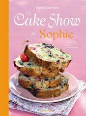 Le cake show de Sophie - Intérieur - Format classique