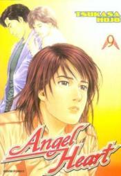 Angel heart T.9 - Couverture - Format classique