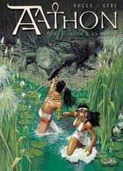 Aathon t.1 ; la fin d'un monde - Intérieur - Format classique