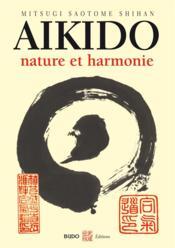 Aïkido, nature et harmonie (édition 2006) - Couverture - Format classique