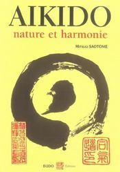 Aïkido, nature et harmonie (édition 2006) - Intérieur - Format classique