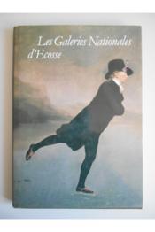 Les Galeries Nationales D'Ecosse - Edimbourg - Couverture - Format classique
