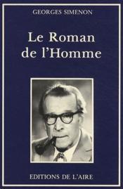 Le roman de l'homme - Couverture - Format classique