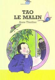Tao Le Malin - Intérieur - Format classique