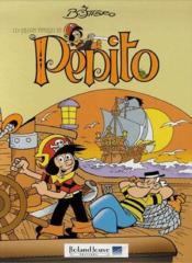 Les grands voyages de Pépito - Couverture - Format classique