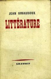 Litterature. - Couverture - Format classique
