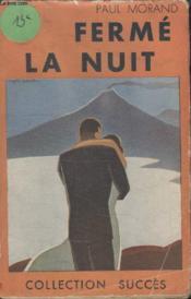 Collection Succes N°26 Ferme La Nuit. - Couverture - Format classique
