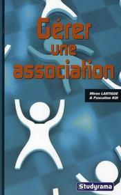 Gérer une association - Intérieur - Format classique