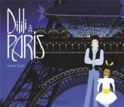 Dilili à Paris - Couverture - Format classique