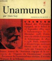 Unamuno - Collection Philosophes De Tous Les Temps. - Couverture - Format classique