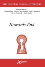 Em forster ; howards end - Couverture - Format classique