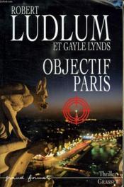 Objectif Paris - Couverture - Format classique
