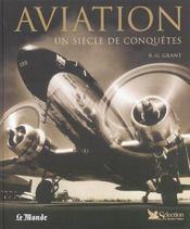 Aviation - un siecle de conquetes - Intérieur - Format classique