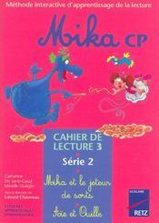 telecharger Cahier de lecture t.3, serie 2 livre PDF en ligne gratuit