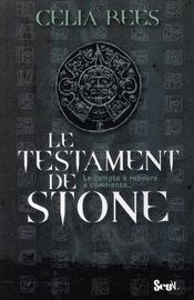 Le testament de Stone - Couverture - Format classique