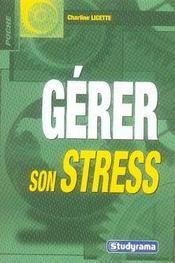 Gérer son stress - Intérieur - Format classique
