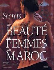 Secrets de beauté des femmes du Maroc - Intérieur - Format classique