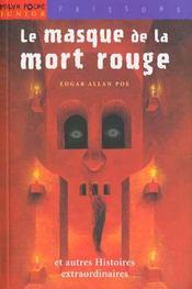 Le masque de la mort rouge et autres histoires extrodinaires - Intérieur - Format classique