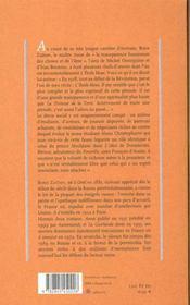 L'Etoile Bleue - 4ème de couverture - Format classique