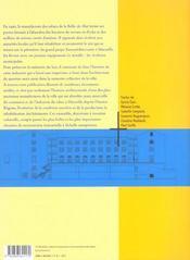 10 rue bleue ; histoire et reconversion d'une manufactur - 4ème de couverture - Format classique