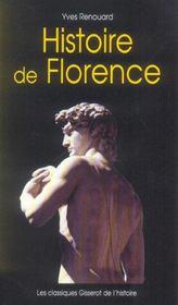 Histoire De Florence - Intérieur - Format classique