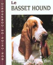 Basset hound - Intérieur - Format classique