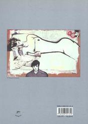 Monographies - entretiens avec e baudoin - 4ème de couverture - Format classique