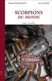 Scorpions du monde - Couverture - Format classique