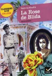 La rose de Blida - Couverture - Format classique