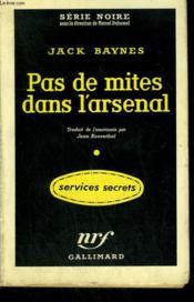Pas De Mites Dans L'Arsenal. ( Meet Morocco Jones ). Collection : Serie Noire N° 485 - Couverture - Format classique