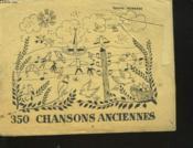 350 Chansons Anciennes - Couverture - Format classique