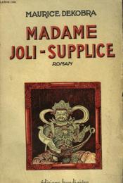 Madame Joli-Supplice - Couverture - Format classique