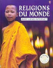 Religions Du Monde - Intérieur - Format classique