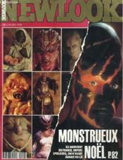 Newlook N° 89 - Monstrueux Noel, Ils Arrivent En Frane. Depuis Spielberg, On N'Avait Jamais Vu Ca... - Couverture - Format classique