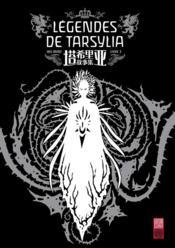 Légendes de Tarsylia t.3 - Couverture - Format classique