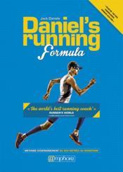 Daniel's running formula ; méthode d'entraînement du 800 mètres au marathon - Couverture - Format classique