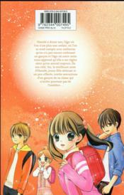 12 ans T.1 - 4ème de couverture - Format classique