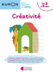 Kumon ; créativité - Couverture - Format classique