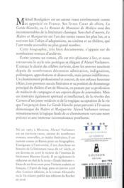 Mikhail boulgakov - 4ème de couverture - Format classique