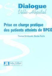 Prise en charge des patients atteints de bpco - Intérieur - Format classique