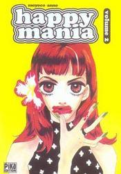 Happy mania t.2 - Intérieur - Format classique