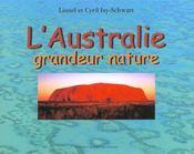 L'australie grandeur nature - Intérieur - Format classique