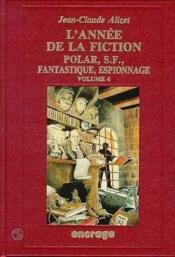 Annee De La Fiction 92/4 - Couverture - Format classique