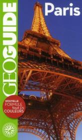 Geoguide ; Paris - Couverture - Format classique