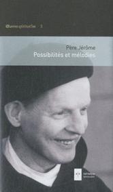 Possibilités et mélodies - Couverture - Format classique