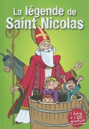 La Legende De Saint Nicolas - Couverture - Format classique