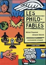 Les philo-fables - Couverture - Format classique
