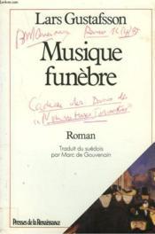 Musique Funebre - Couverture - Format classique