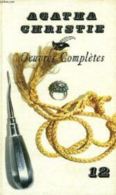 Oeuvres Completes, 12 - Couverture - Format classique